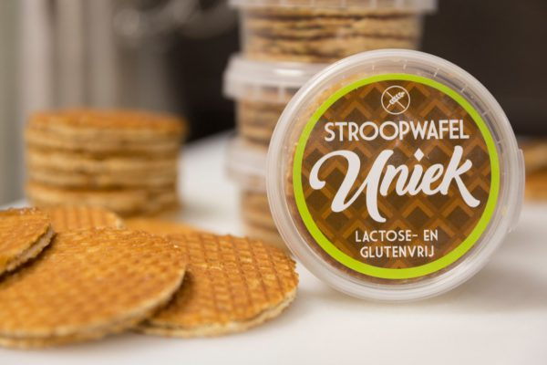Artisanal syrup waffles (8 pack)