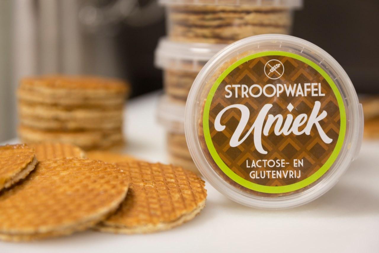 syrup waffles 8 pack  stroopwafel uniek